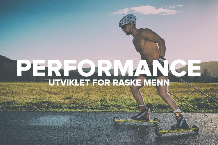 Performance, for raske menn