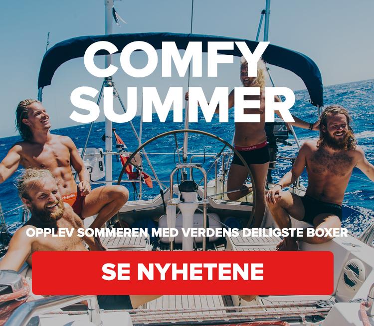 comfy summer mobil