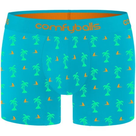 Comfyballs Shark Attack Cotton