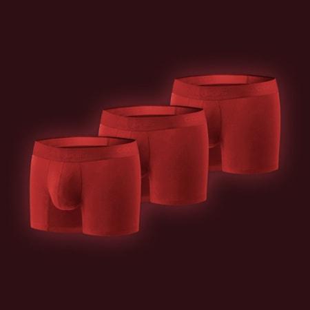 Performance - 3 x Ghost Crimson Rust