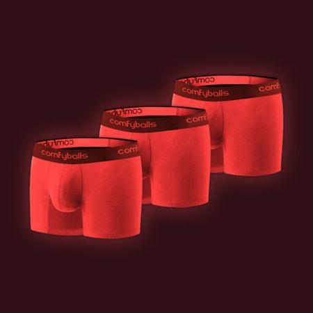 Performance - 3 x Plasma Red SL